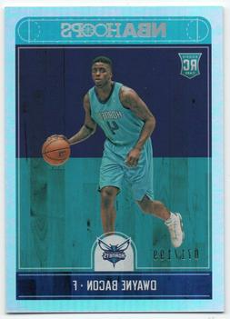 2017-18 Hoops Silver Parallel /199 Pick Any Complete Your Se