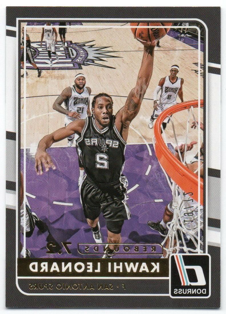 2015 16 donruss rebounds serial numbered parallel