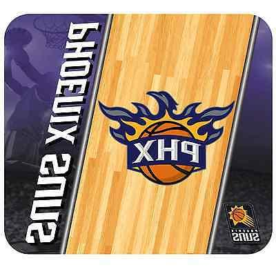 PHOENIX SUNS MOUSE PAD Computer Mousepad Basketball Gift for