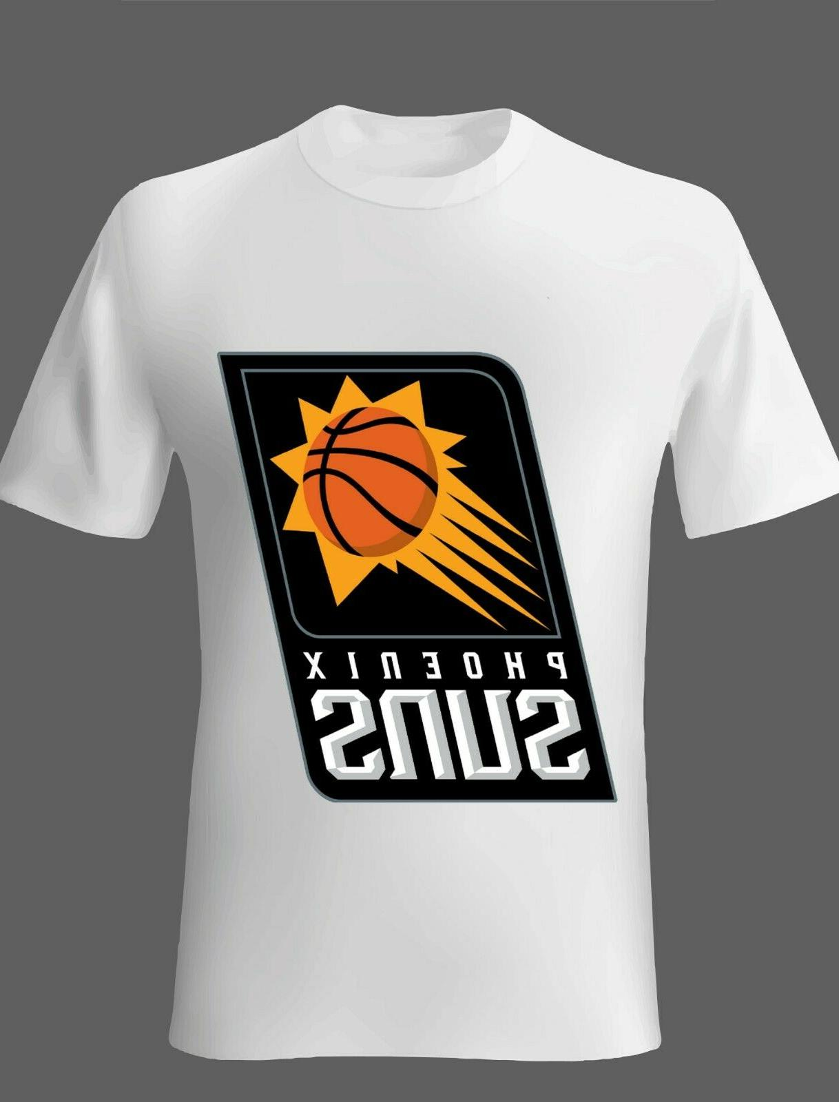 phoenix suns t shirts white or you