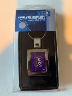 Officially NBA Licensed Premium Key Ring - Phoenix Suns