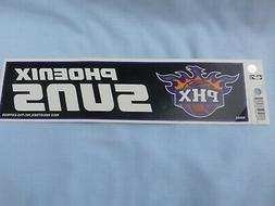 "PHOENIX SUNS Bumper Sticker style 10.5"" x 3"" VINYL DECAL by"