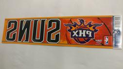 Phoenix Suns Bumper Strip Sticker