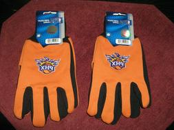 TWO  PAIR OF PHOENIX SUNS, SPORT UTILITY GLOVES FROM FOREVER